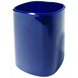 Portapenne a bicchiere col. Blu
