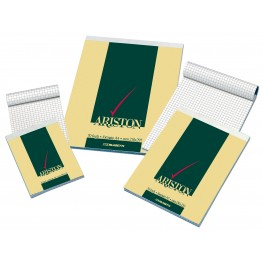 Block-notes ARISTON f.to A4 5mm