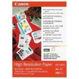 HR 101 Carta fotografica