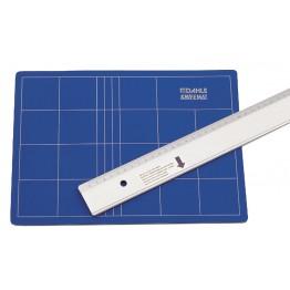 Sottomano per cutter con griglia prestampata formato A2 - 45x60cm