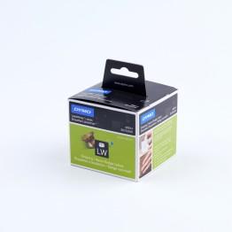 Rotolo etichette adesive per spedizioni/badge