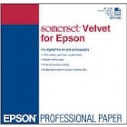 SOMERSET VELVET FINE ART 60,96cm x 76,2cm (505gr/m2)  20FG - 1 conf..