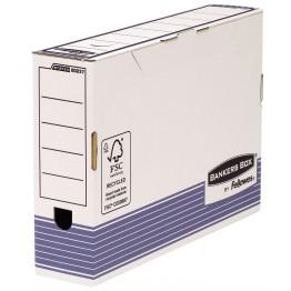 BANKERS BOX SYSTEM - CONTENITORE ARCHIVIO LEGAL, D.8cm