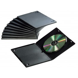 Confezione jewel case per DVD, slim