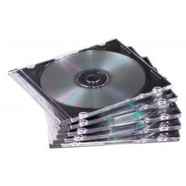 Confezione jewel case per CD, slim