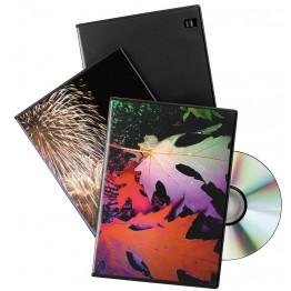Confezione jewel case per 2 DVD, slim