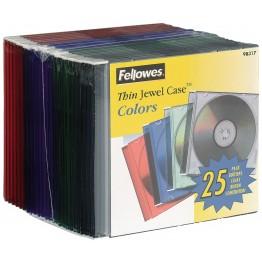 Confezione custodie slim per CD