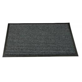 Tappetino ingresso grigio 60x90cm