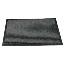 Tappetino ingresso grigio 90x150cm