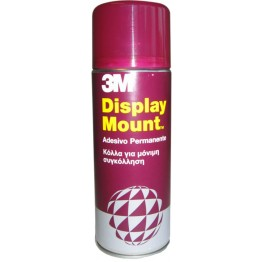DISPLAY MOUNT - ADESIVO SPRAY PERMANENTE