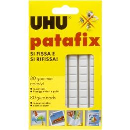 80 gommini adesivi rimovibili PATAFIX
