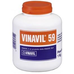 VINAVIL 59 - ADESIVO ACETOVINILICO TRASPARENTE
