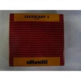 FLEXICART 2 CARTUCCIA NASTRO NYLON NERO PER DM 409/409L/424/424L/309L/324E - 1PZ