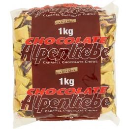 Caramelle Alpneliebe Chocolate. 1kg