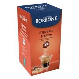 Cialde ORZO Borbone ESE 44mm filtro carta