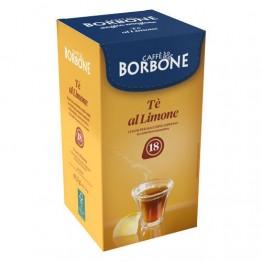 Cialde THE LIMONE Borbone ESE 44mm filtro carta