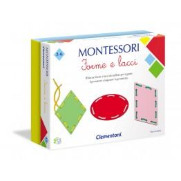 Montessori - Forme e Lacci