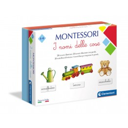 Montessori - La Nomenclatura