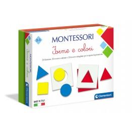 Montessori - Forme e colori