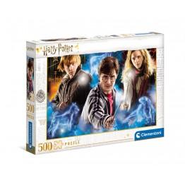 Harry Potter - puzzle 500pz