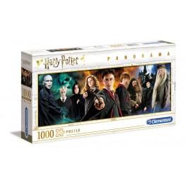 Harry Potter - puzzle 1000pz panorama