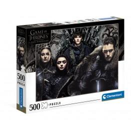 Netflix, Game of Thrones - puzzle 500pz
