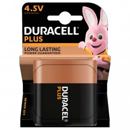 DURACELL PLUS - MN1203 BATTERIA ALCALINA 4,5V