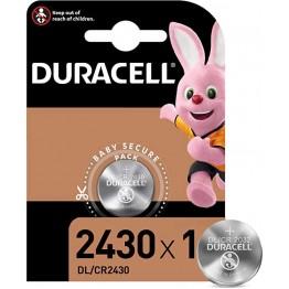 DURACELL - CR2430 BATTERIA AL LITIO 3V