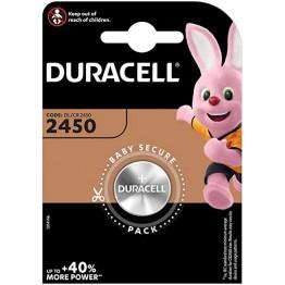 DURACELL - CR2450 BATTERIA AL LITIO 3V