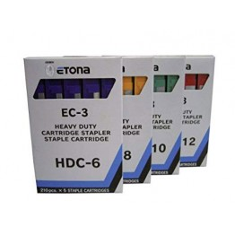 Punti per cucitrice EC 3 6mm