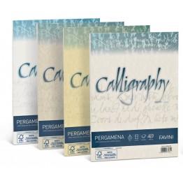 Calligraphy - Carta pergamena