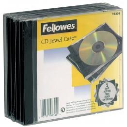 Confezione jewel case per CD