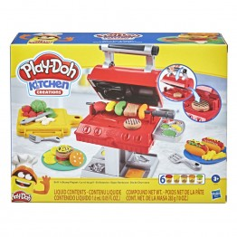 PLAYDOH BARBECUE PLAYSET