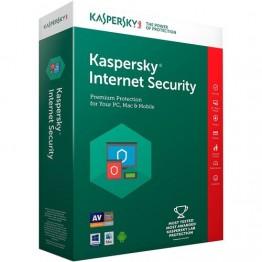Kaspersky Internet Security 3 Utente - 1 Anno