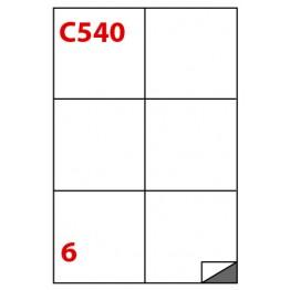 etichette adesive in fogli A4 - multiuso