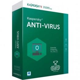 Kaspersky Antivirus 1 Utente - 1 anno