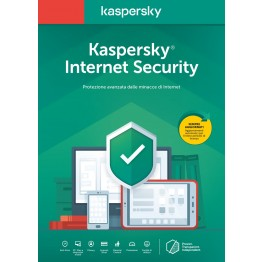 Kaspersky Internet Security Pro 1 Utente - Attach Deal