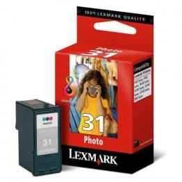 Lexmark 31 cartuccia CMK foto