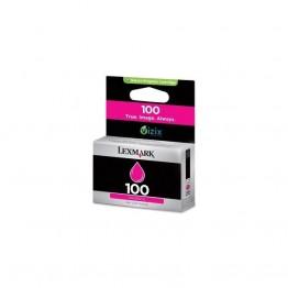 Lexmark 100 cartuccia return program magenta