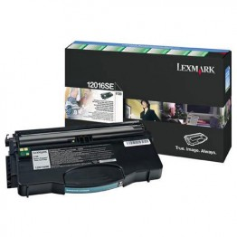 Lexmark 12016SE toner return program nero