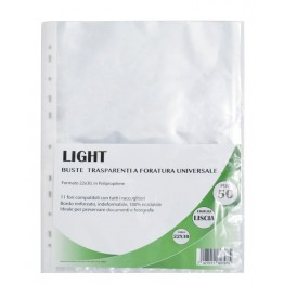 LIGHT - Buste forate