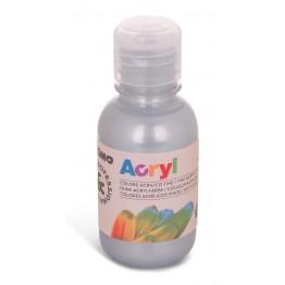 PRIMO - COLORE ACRYL 125ml ARGENTO