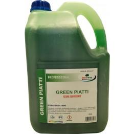 GREEN PIATTI DETERSIVO PIATTI HO.RE.CA
