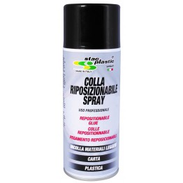 Spray adesivo riposizionabile 400ml