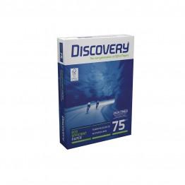 DISCOVERY - CARTA UNIVERSALE A4