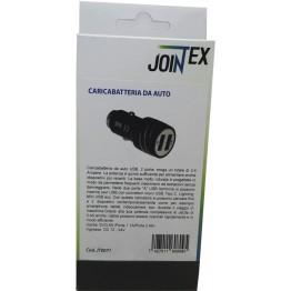 CARICATORE UNIVERSALE DA AUTO CON DUE PRESE USB 5V 3,4A