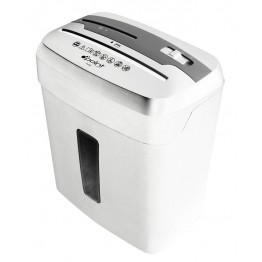 P408XCD WHITE - Distruggidocumenti