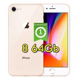 APPLE IPHONE 8 64GB GOLD (REFURBISHED)