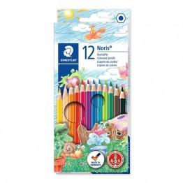 Astuccio NORIS CLUB 12 matite esagonali