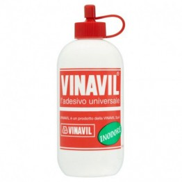 VINAVIL UNIVERSALE - ADESIVO ACETOVINILICO TRASPARENTE